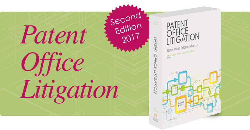 Patent Office Litigation Book - Second Edition