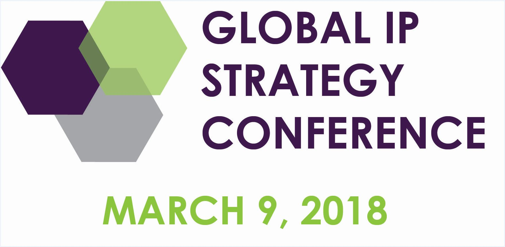 Global IP Strategy Conference