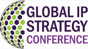 Global IP Strategy Conference Logo