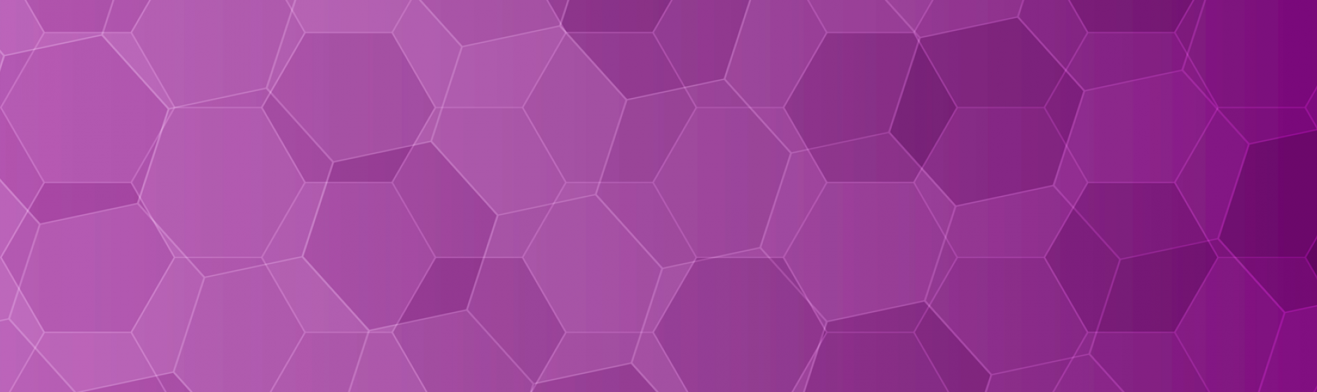 Purple Hexagons