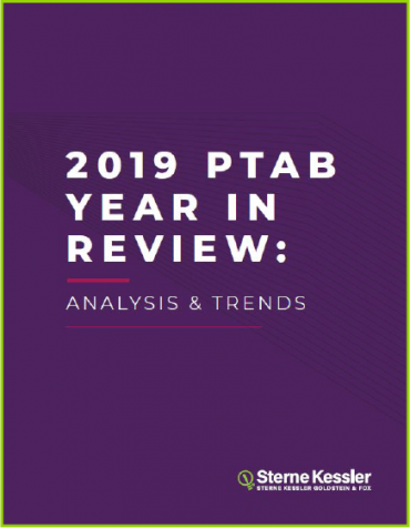 2019 PTAB Year in Review: Analysis & Trends